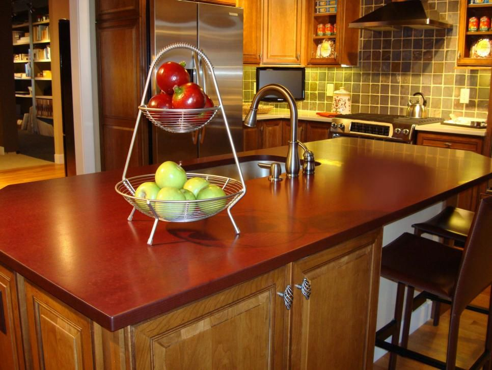 Current Trends In Kitchen Design Gorgeous Kitchen Countertop Styles And Trends  Kitchen Countertop Decorating Design