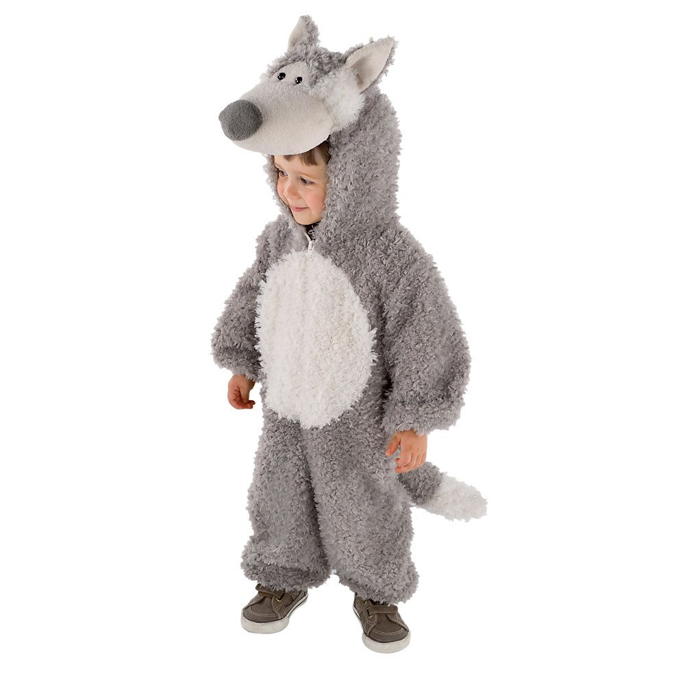 one step ahead baby kids big bad wolf halloween costume ebay - Wolf Halloween