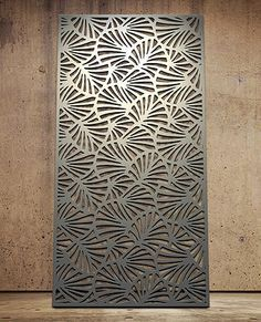 World   Miles and Lincoln   Laser cut screens   Laser cut panels