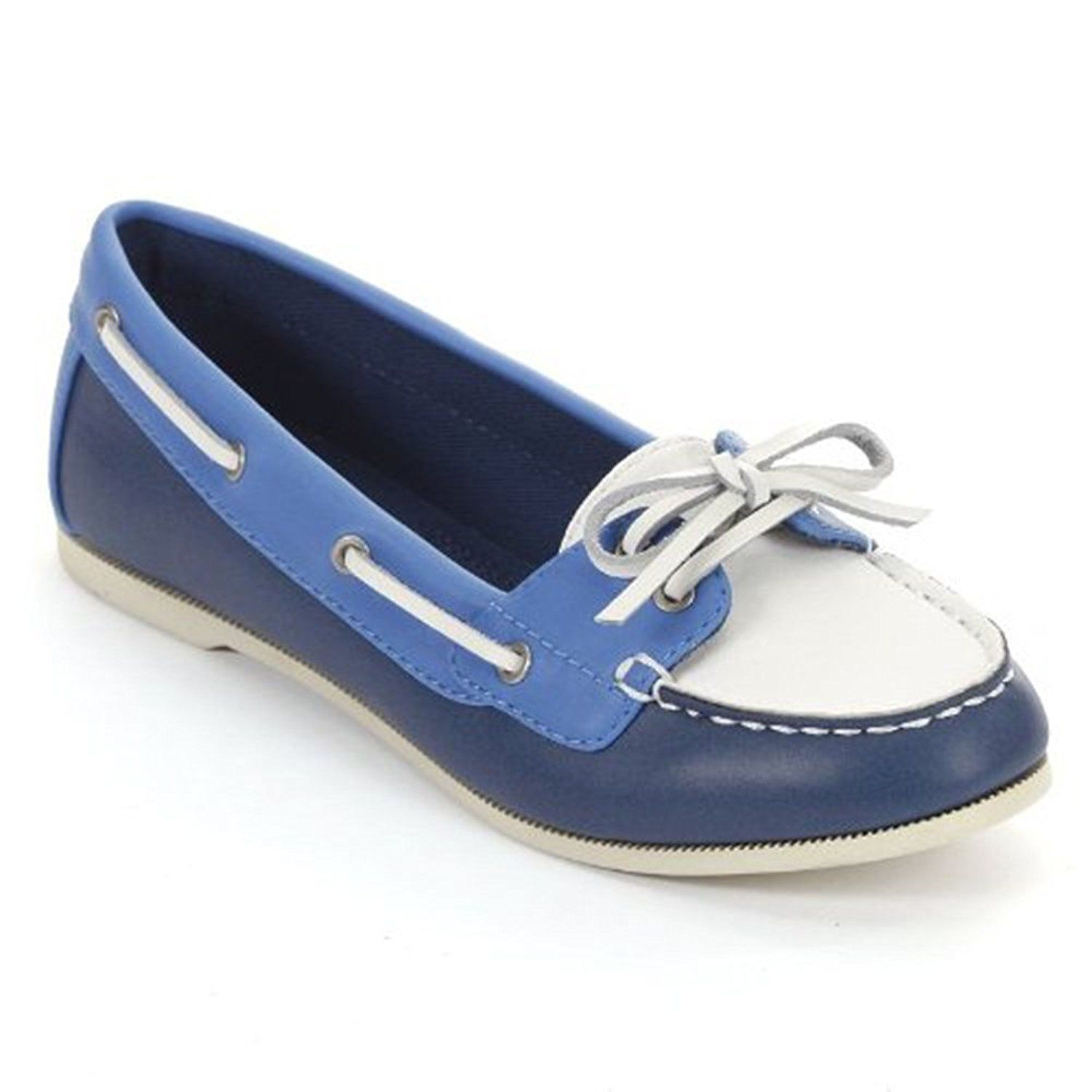 Croft and Barrow Blue Boat Shoes  Women  You can find more details