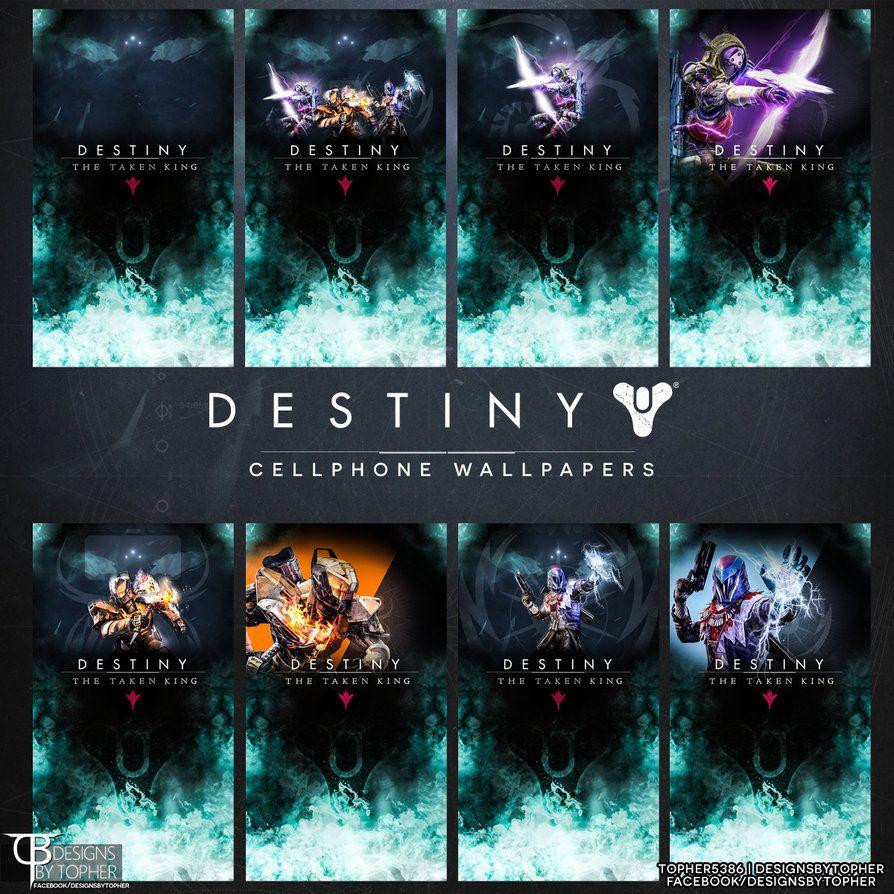 Destiny The Taken King Phone Wallpapers Destiny The Taken King
