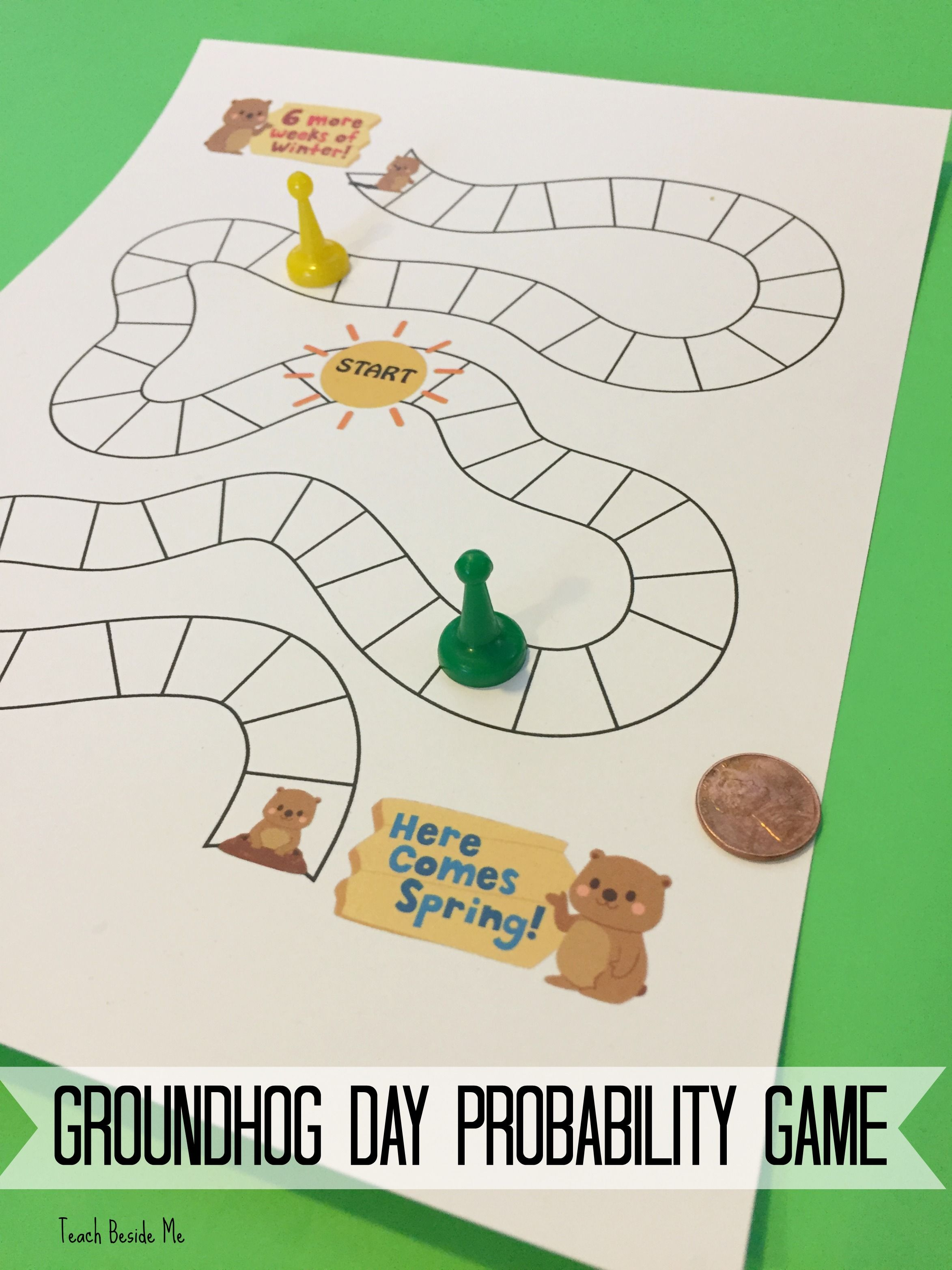 Groundhog Day Probability Game