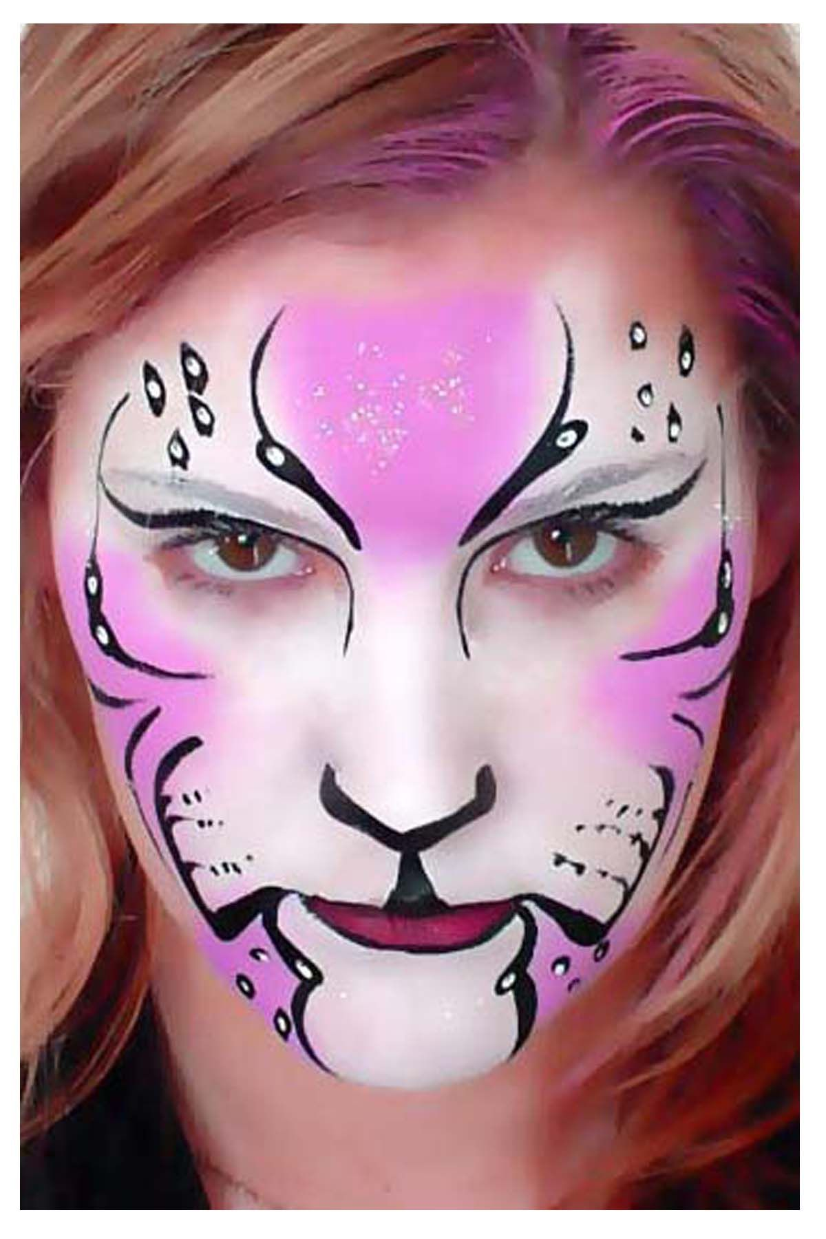 best cat face paint - Google Search   larp   Face painting ...