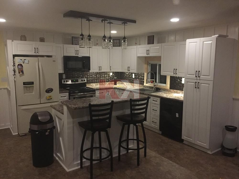 Best Gramercy White Kitchen Cabinets Submitted By Donald 640 x 480