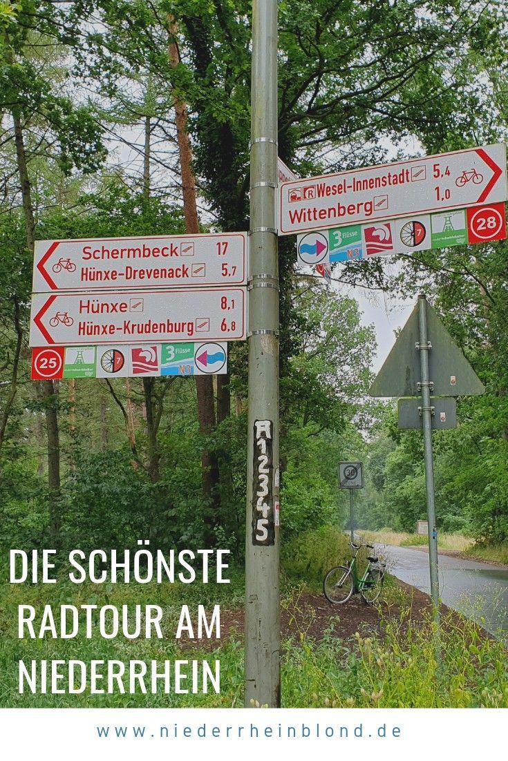 Mit Dem Fahrrad Auf Der 3 Flusse Route In 2020 Radtour