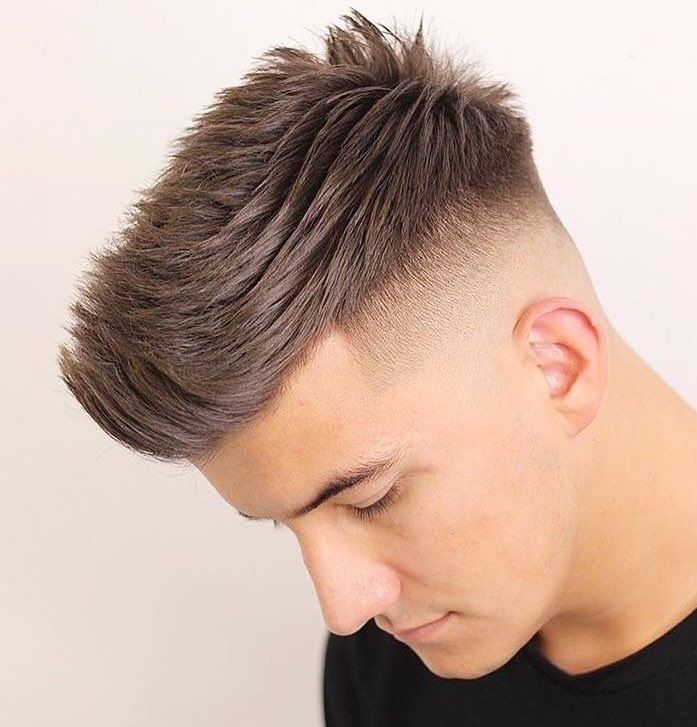 Immagini capelli corti 2019 uomo