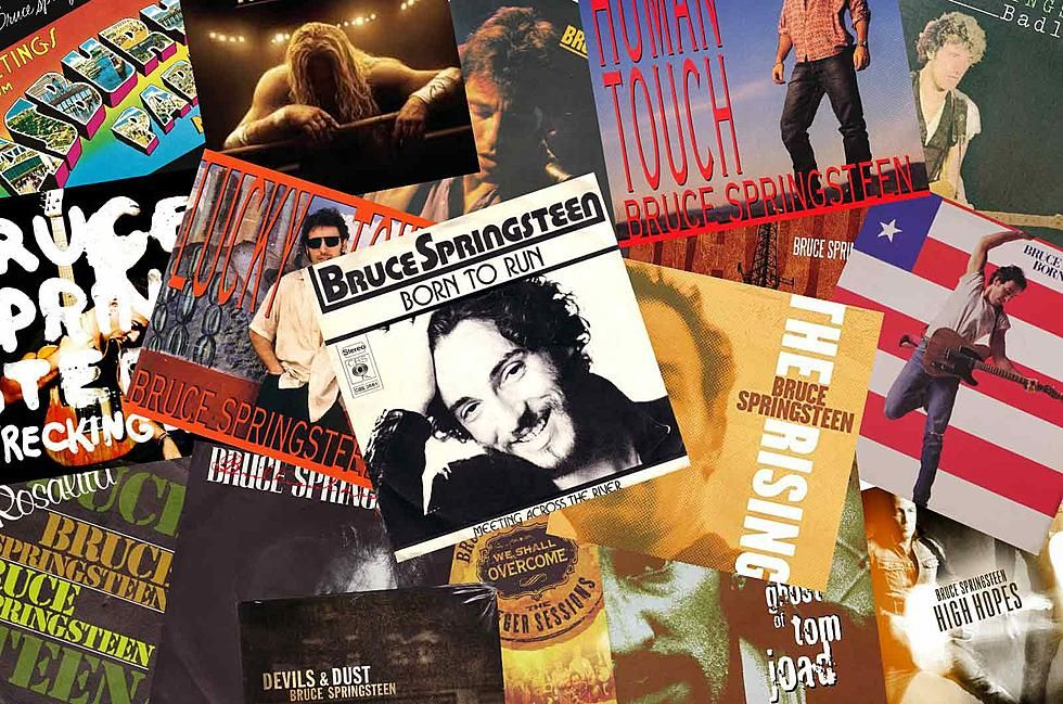 The Best Song From Every Bruce Springsteen Album Bruce