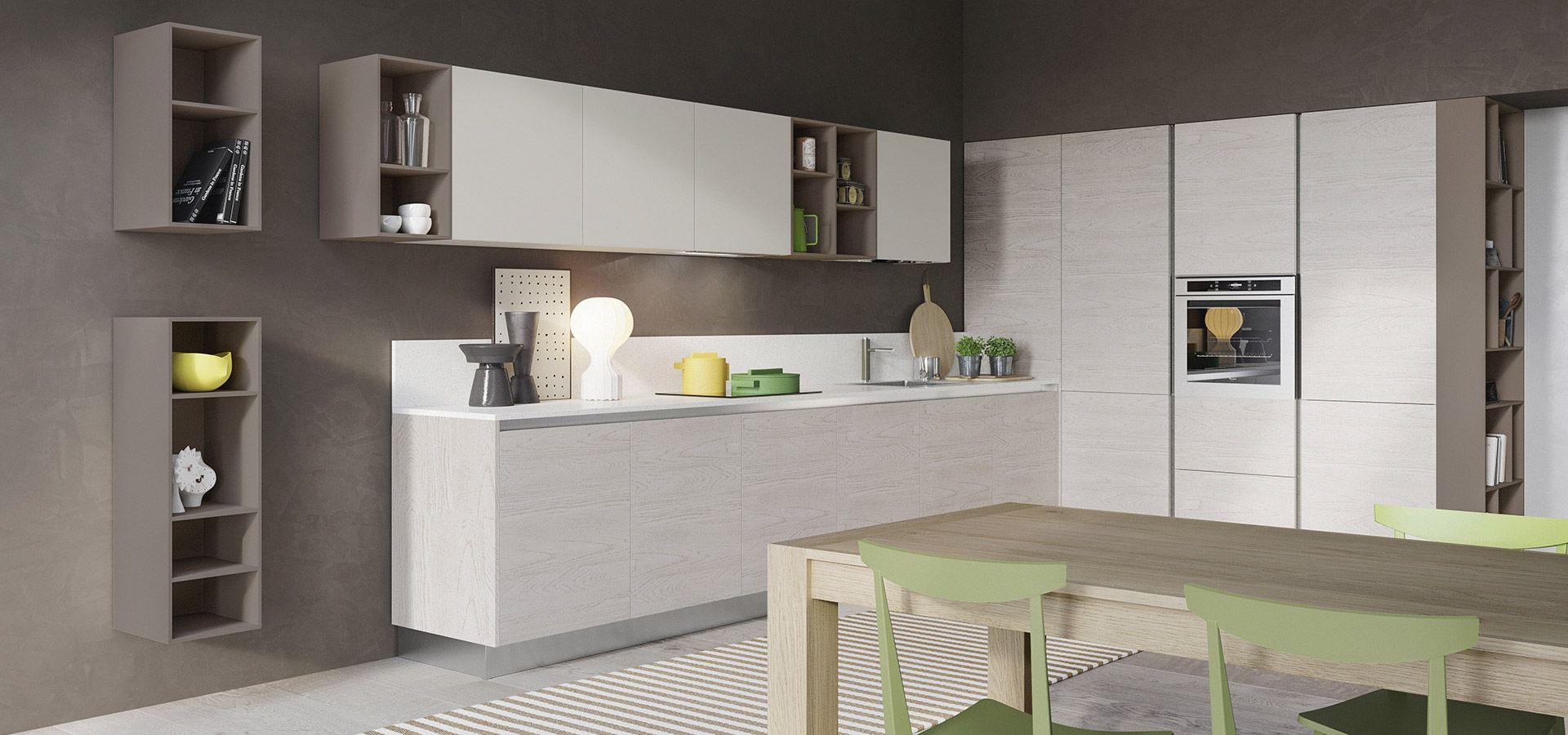 cucina #moderna #arredo3 | K I T C H E N | Pinterest | Round glass ...