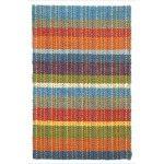 $227.00  Stripe Primary Braided Rug - 3007422