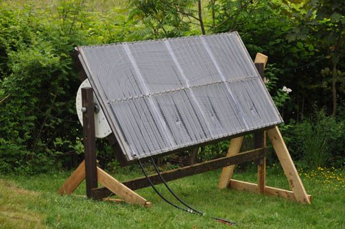 Home Made Solar Pool Heater Home Amp Family Solar Pool