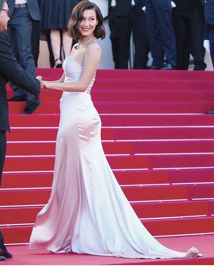 Bella Hadid en Cannes 2017 #Cannes2017 #Cannes70 #BellaHadid | Bella ...