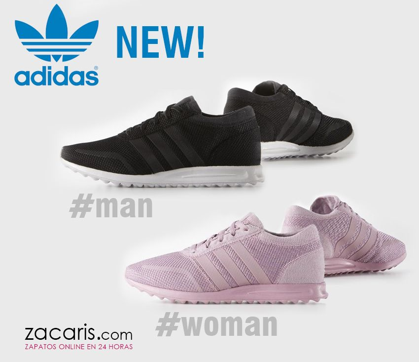 Más novedades ‪#‎Adidas‬ Los Angeles ‪#‎newcollection‬  ‪#‎man‬ https://www.zacaris.com/articulos/100016908.htm  ‪#‎woman‬ https://www.zacaris.com/articulos/100017025.htm