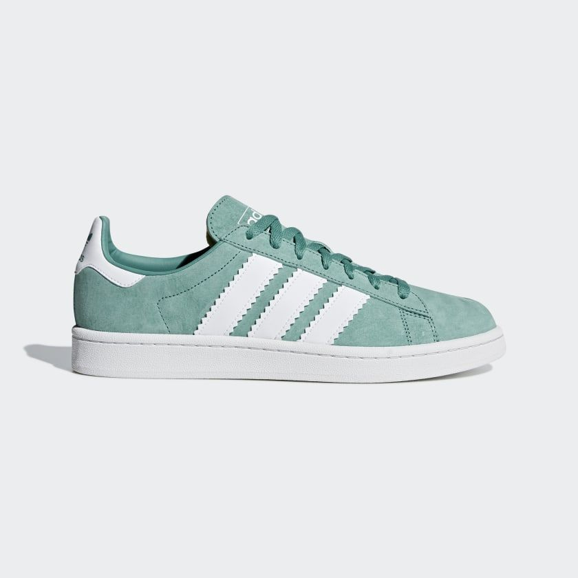 Campus Shoes Turquoise / Ftwr White