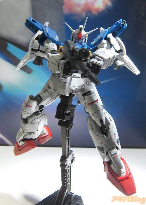 "[Gundam EXPO ""many also this tour de force"" Gundam Builders World Cup Japan tournament: Akiba Blog [GP01 FB]"