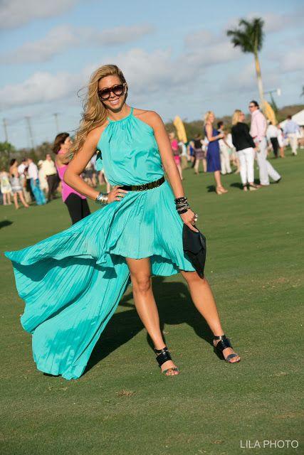 Weekender: Sunday Polo Best Dressed January 6th- Krystal Sasso