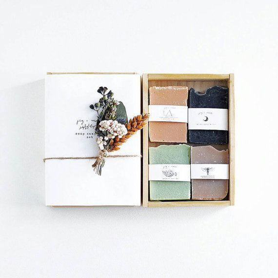 Photo of Soap Sampler Set