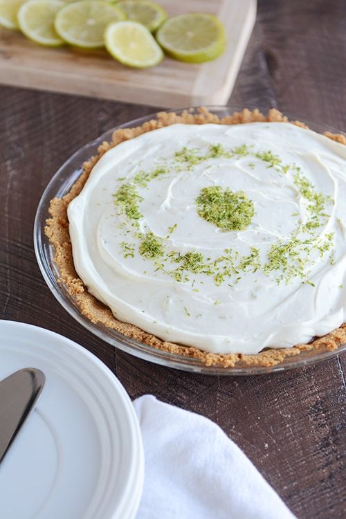 Key Lime White Chocolate Cheesecake Pie Mel S Kitchen Cafe Recipe Tart Recipes Dessert Recipes Easy White Chocolate Cheesecake Pie