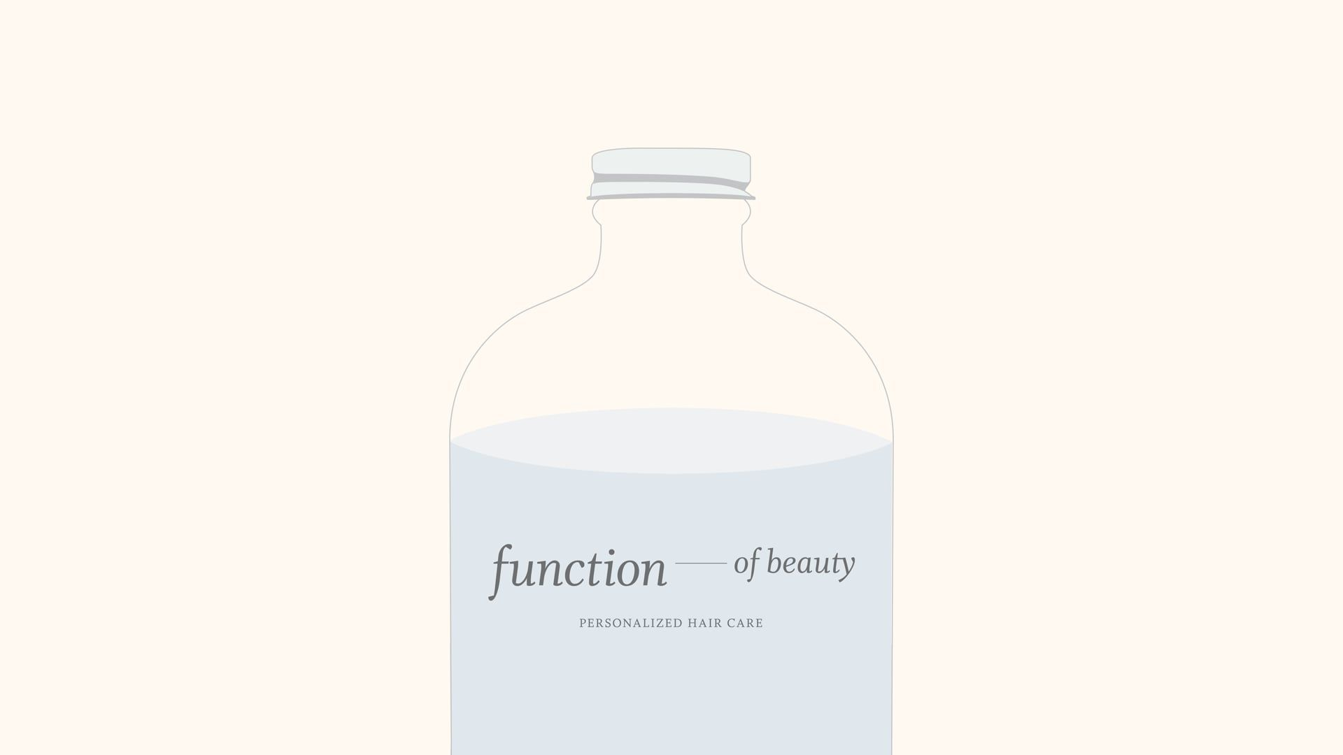 Function of Beauty: Personalized Hair Care (www.functionofbeauty.com)