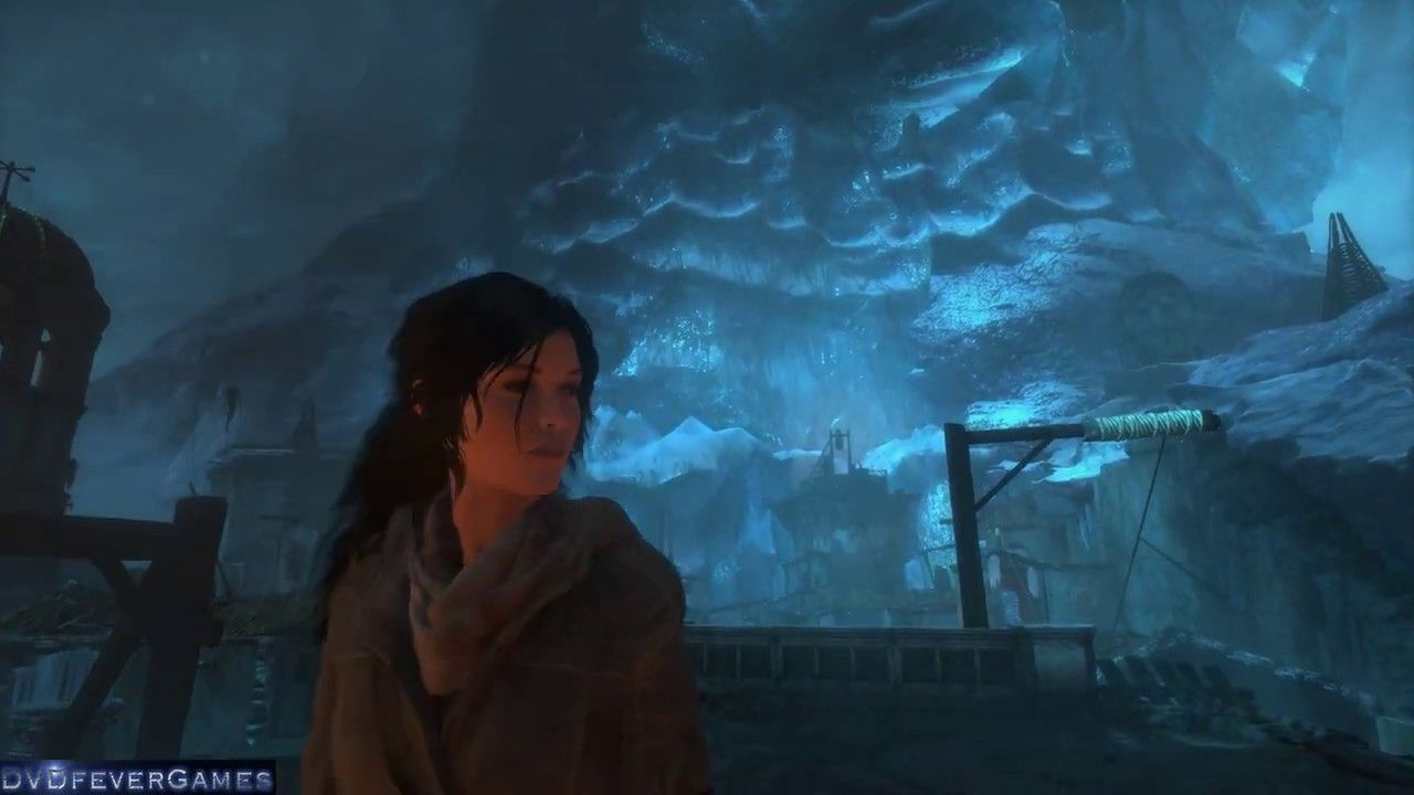 Rise Of The Tomb Raider 19 The Lost City The Gate Of Kitezh