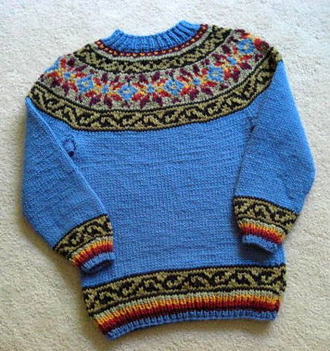 Ravelry: caitysmom's Hearts For Warmth 2014 - Veronika's Sweater