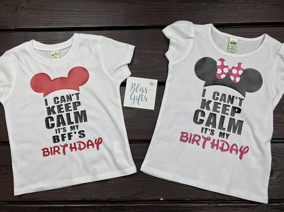 Disney Birthday Shirt Minnie Princess Shirts Third
