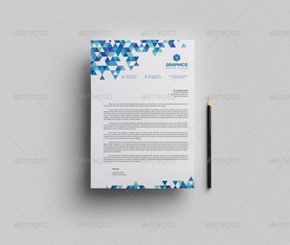 6 Corporate Letterhead libros Pinterest Letterhead template - corporate letterhead