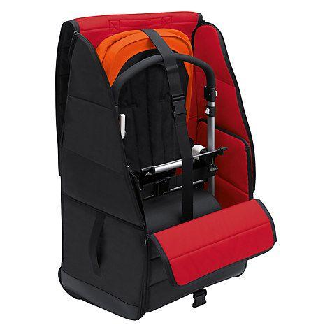 Bugaboo Comfort Travel Bag Black Online At Johnlewis