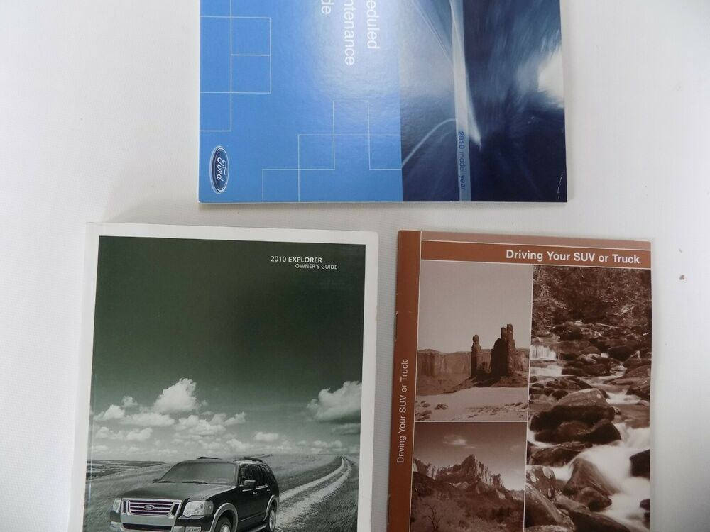 2007 Ford Explorer Owners Manual New Original Quick Reference Guide In 2020 Ford Explorer Owners Manuals Polaroid Film