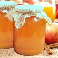 Сок яблочный на зиму с мякотью | Сок, Рецепты, Напитки
