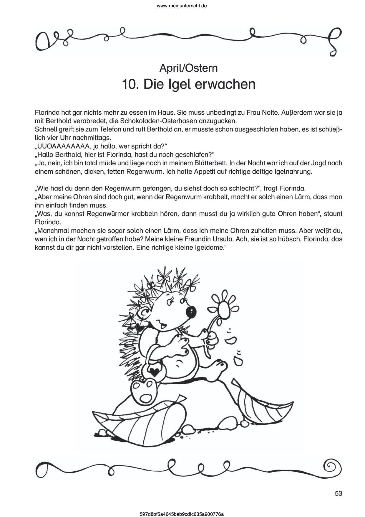 Vorschau Arbeitsblatt Meinunterricht In 2020 Gedichte Fur Kinder Basteln Ideen Ostern Grundschule