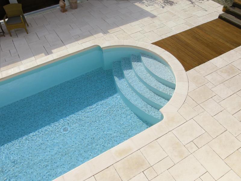 Einfassungen für Schwimmbad und Swimmingpool - schwimmbad selber bauen