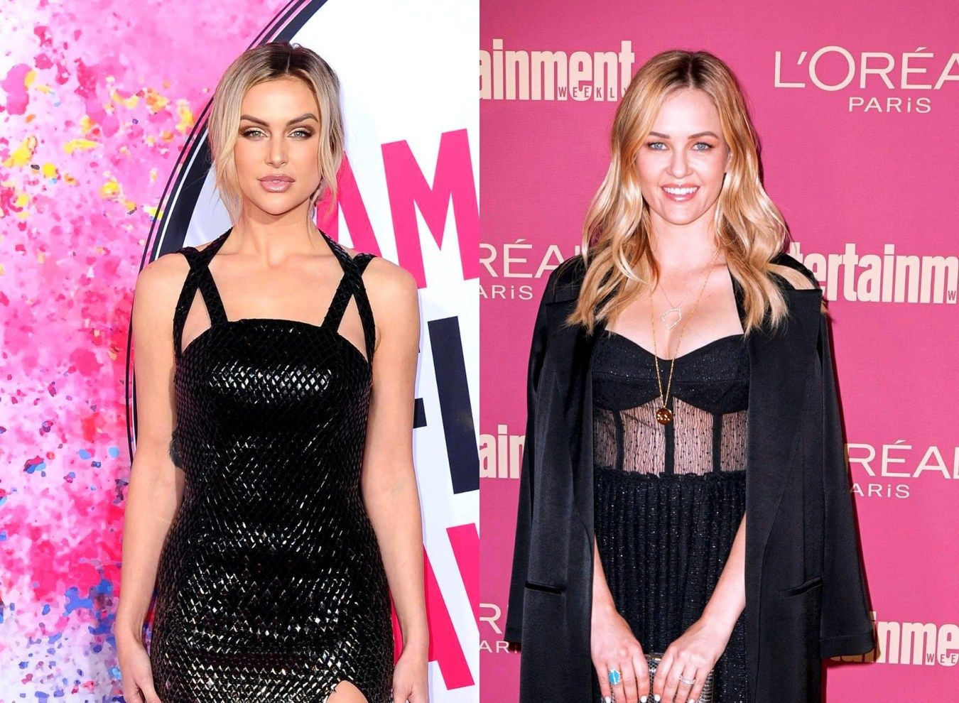 Photo Lala Kent Poses With Randall S Ex Wife Ambyr Childers