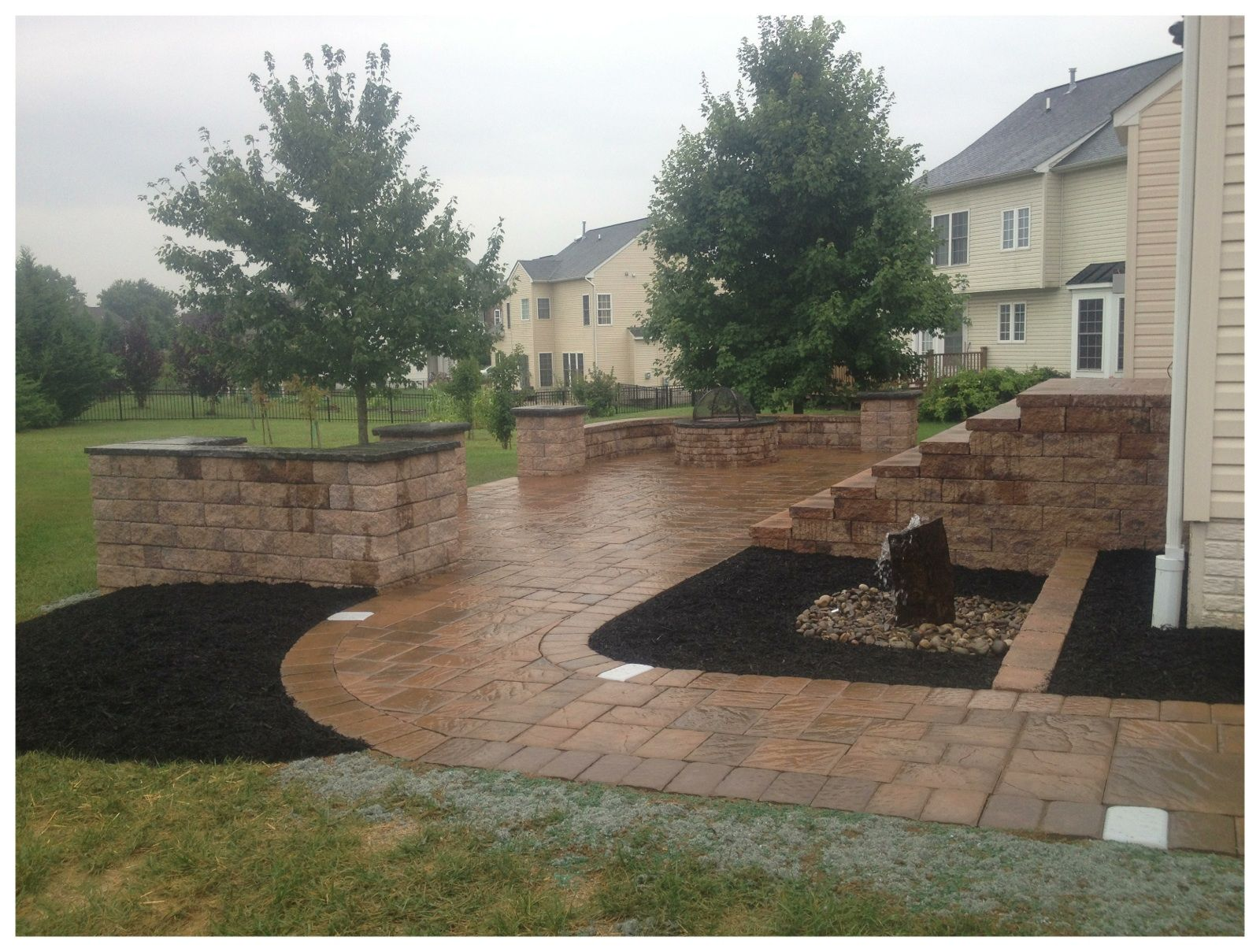 Gallery - Kingdom Landscaping | MD & PA | Patio, Paver ... on Kingdom Outdoor Living id=13557