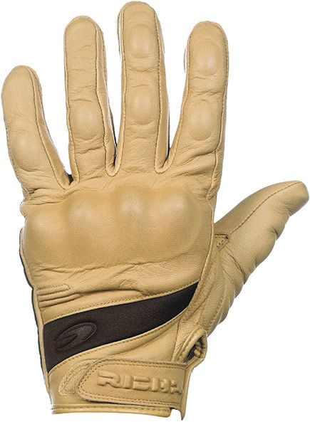 buy sale new high official photos Cafe Racer Cool - Richa Custom Gloves with tan goat's ...