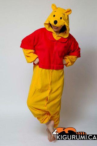 a6410b3cdcab Disney s Winnie the Pooh Onesie