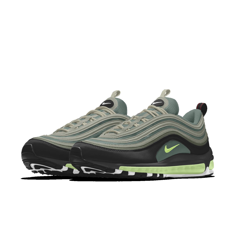 Nike Air Max 97 By You Custom Men's Shoe (Multi Color) in