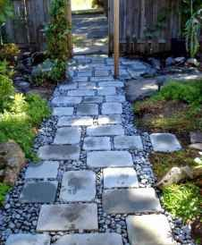 Photo of 60 Simple and Beautiful Front Yard Pathways Landscaping Ideas
