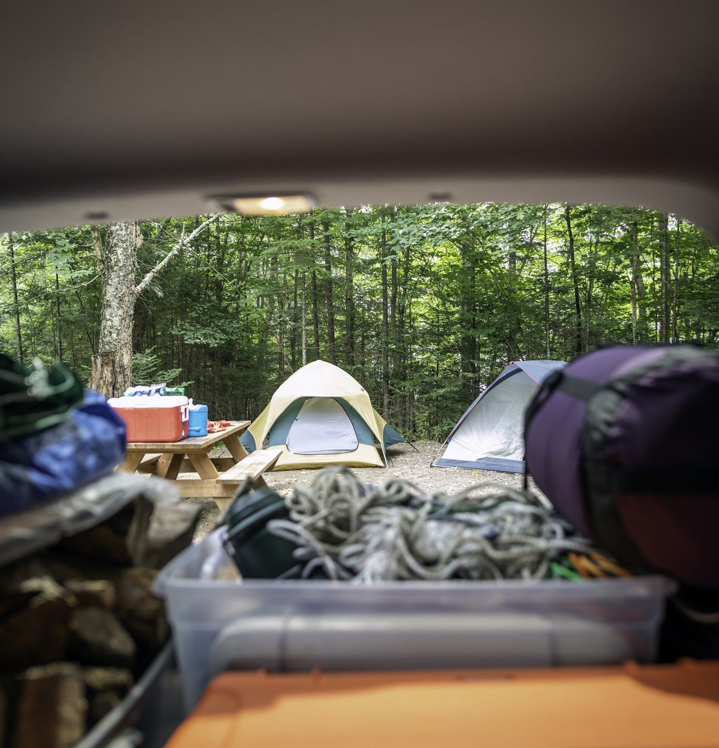 If You're Planning To Go Camping This Summer, Read These