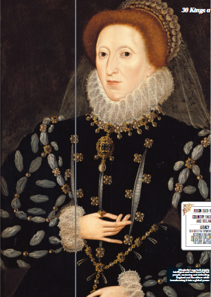Elizabeth I-scan All about history january 2014