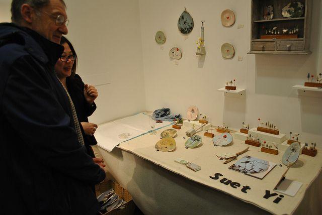 Suet Yi Yip's childhood inspired ceramics