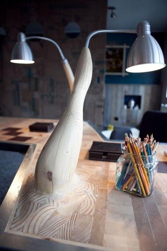 Mille Et Une Idees En Photos Pour La Lampe De Bureau Eclairage