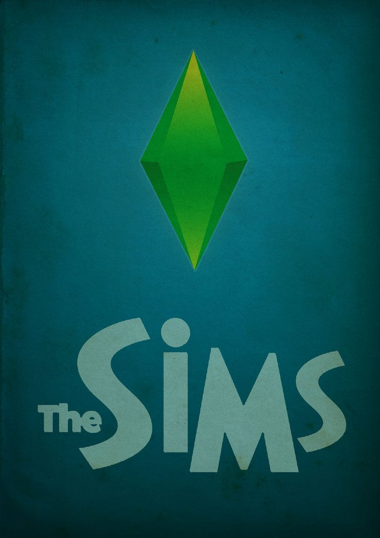 The Sims Poster Sims Gaming Video Game Posters Gaming Posters Poster Prints