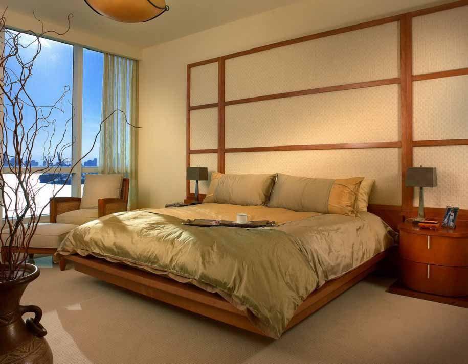 Nice Model Kamar Tidur Minimalis Simple Terbaru 2015 Desain Utama Modern