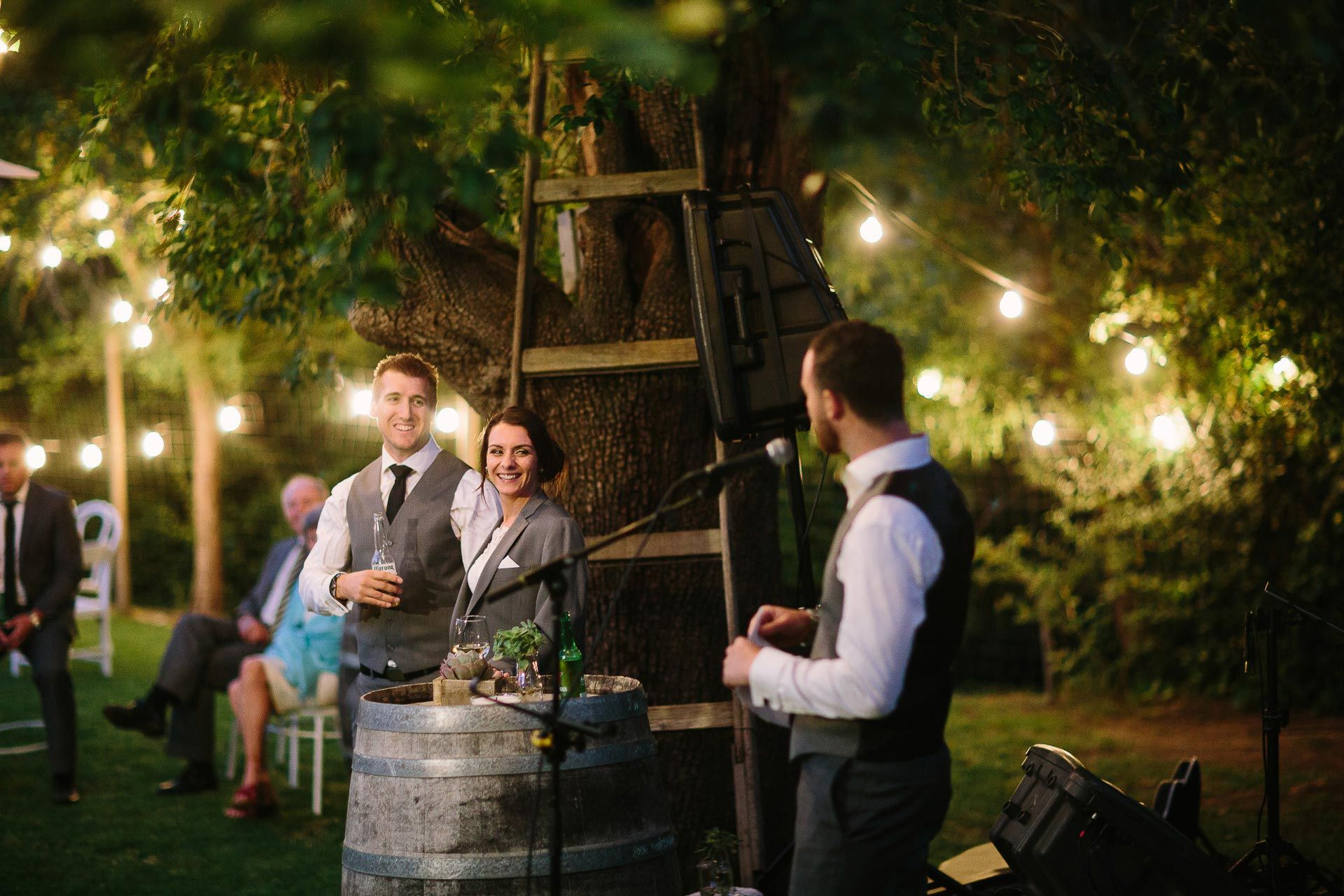 The White House In Adelaide Hills Little German Town Of Hahndorf Is A Rustic Wedding VenuesWhite