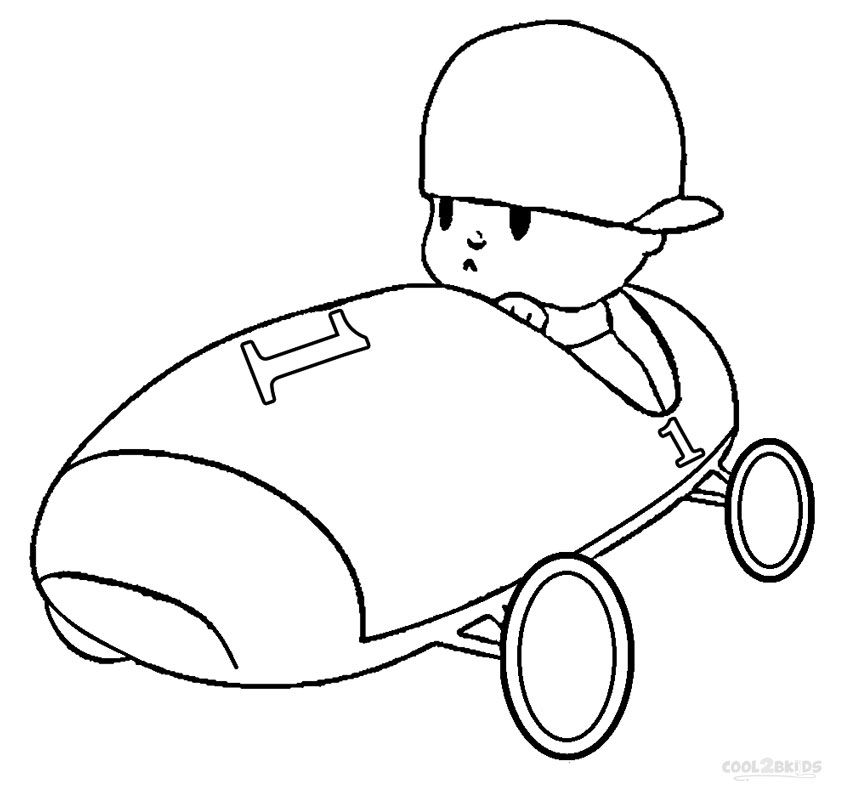 Pocoyo Coloring Pages Coloring Pages For Kids Coloring Pages Color