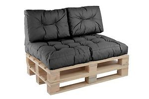 details zu palettenkissen palettenpolster paletten kissen sofa polster in outdoor in 2018. Black Bedroom Furniture Sets. Home Design Ideas