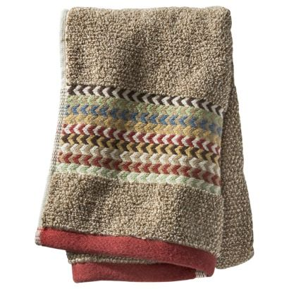 Threshold Geometric Bath Towels 7.99/8.99 (hand/towel