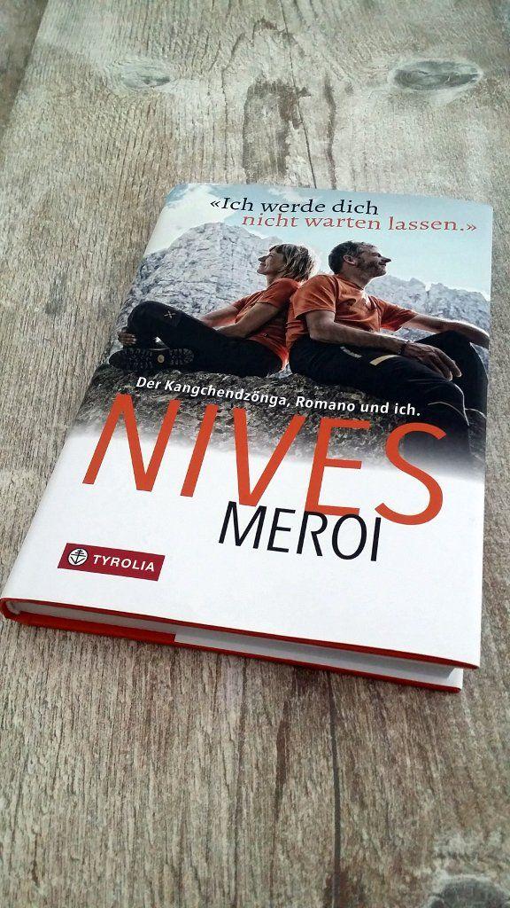 """NIVES MEROI """"ICH WERDE DICH NICHT WARTEN LASSEN"""" #Kletter #Buchtipp #Book #Climbing"""