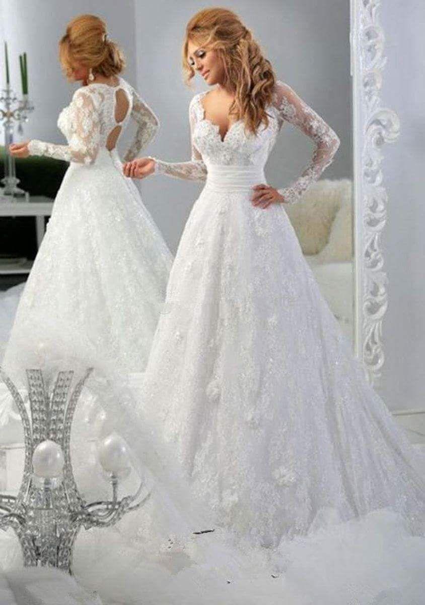 Pin auf Wedding DressesWedding FashionBridal Dresses & Gowns