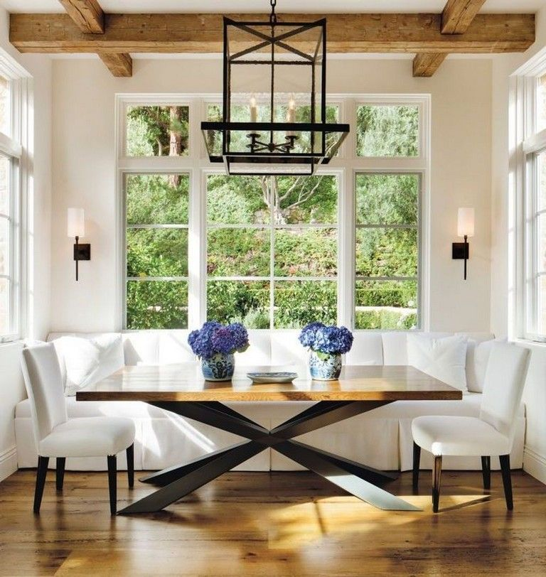 40+ Cool Kitchen Table That Make Your Home Look Fabulous
